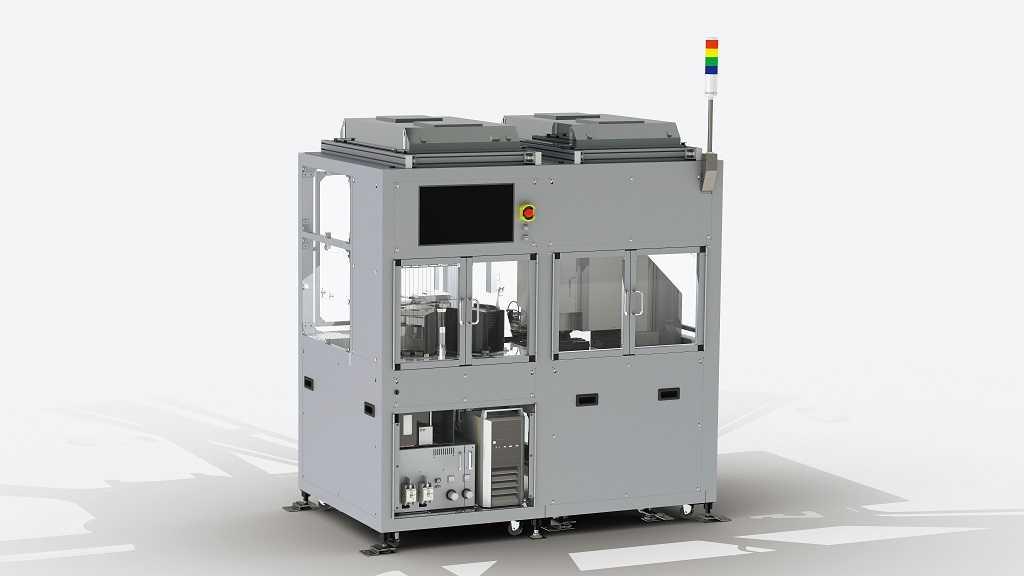 自動欠陥レビュー装置(ADR):(業種)半導体製造装置製造業、精密測定器製造業、発電事業